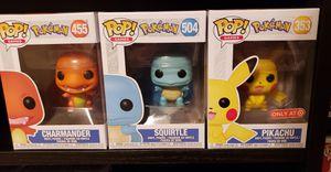 pokemon funko pops for Sale in Woodbridge, VA