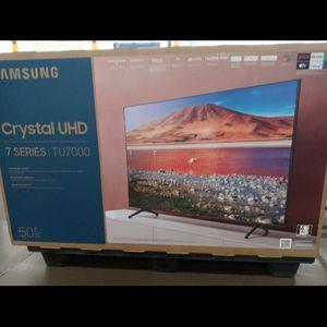 Samsung Tu7000 50 Inch T.v for Sale in Merrick, NY