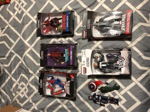 Marvel legends for Sale in Hayward, CA