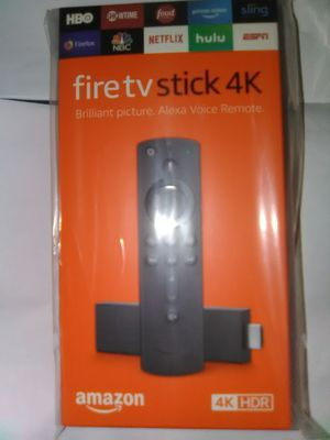 Amazon Fire TV stick 4K - new for Sale in Philadelphia, PA