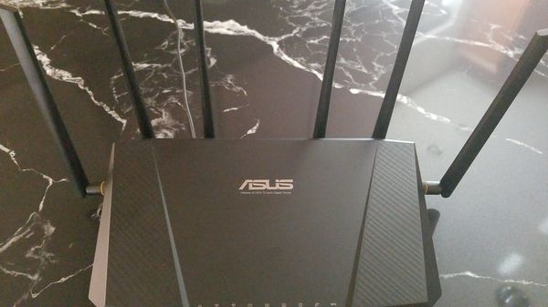 Asus AC3200 Tri-band Wifi Router