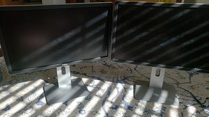 2 Dell Computer Monitors for Sale in Little Elm, TX