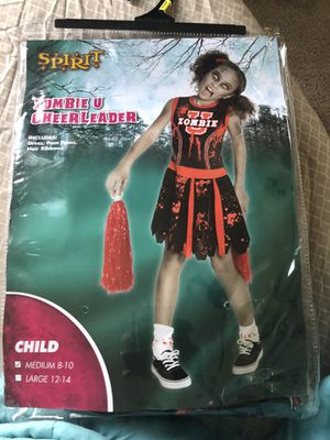 Zombie Cheerleader Costume for Sale in Odenton, MD