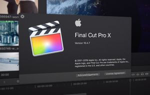 Latest Final Cut Pro 10.4.10 for Sale in Los Angeles, CA