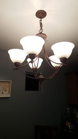 Dining lamp/chandelier for Sale in Phoenix, AZ