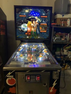 Williams Flash Pinball for Sale in Marble Falls, TX