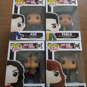 Ash Vs Evil Dead Funko Pop Full Set for Sale in Westland, MI