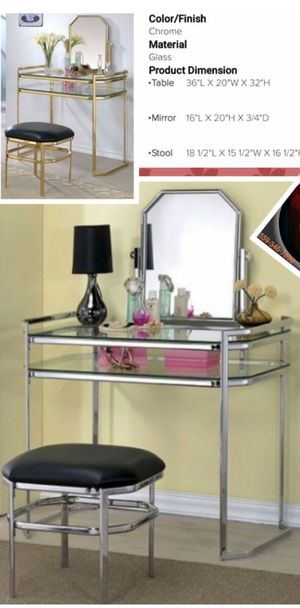 New*** Vanity dual shelving. for Sale in Fresno, CA
