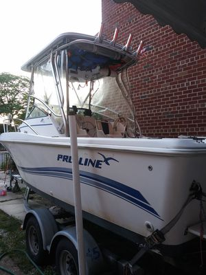 Pro-line Boat 21ft for Sale in The Bronx, NY