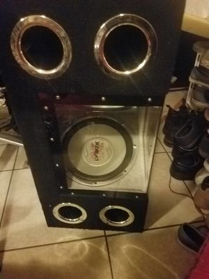 ALL 4 SUBWOOFER SETS for Sale in Tacoma, WA