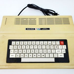 Radio Shack Tandy TRS-80 Color Computer 2 - Model #26-3026 - AS IS for Sale in Morrisville, PA