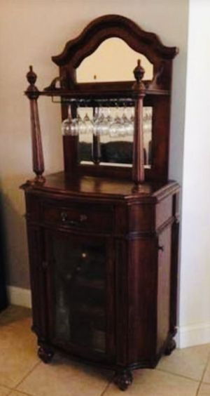 Ornate Solid Wood Bar for Sale in Sanford, FL