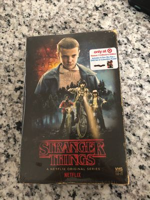 Stranger Things DVD for Sale in Albuquerque, NM