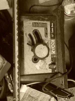 Ryobi 10 inch table saw for Sale in Gallatin, TN