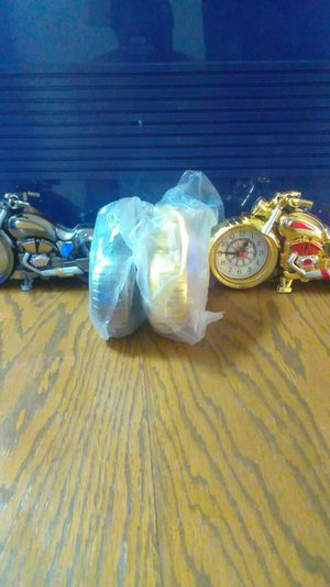 Motorcycle Table alarm clocks for Sale in Brownstown Charter Township, MI