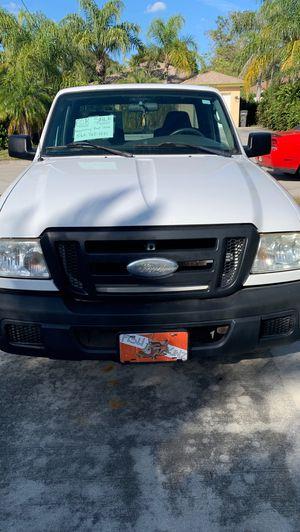 Ford ranger 2007 124,000 miles for Sale in Jupiter, FL