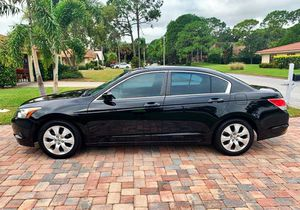 Needs.Nothing 2008 Honda Accord 3.5 Needs.Nothing FWDWheels One Owner for Sale in Garland, TX