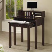 Coaster Cappuccino Nesting Desk for Sale in Cypress, TX