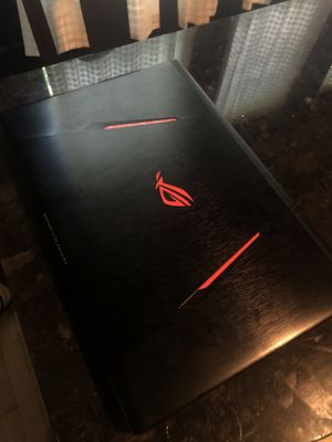 Asus Republic of Gamers Gaming Laptop for Sale in Seattle, WA