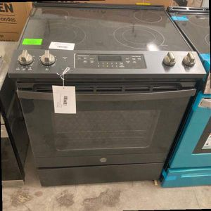 GE 5.3 Cu. ⚡️Electric⚡️Oven/Stove JS645ELES 30 In. 5.3 Cu 4VH for Sale in Dallas, TX