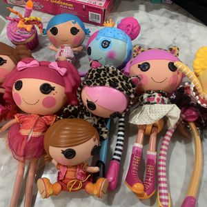 Lalaloopsie Doll Bundle for Sale in Chicago, IL