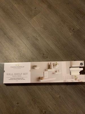 5 piece floating shelf wall set for Sale in Atlanta, GA