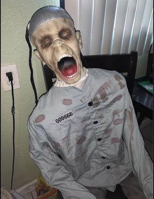 Spirit Halloween Death Row animatronic for Sale in Richmond, CA