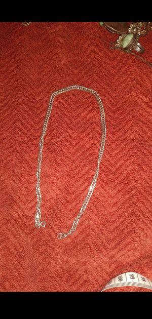 16 inch 925 silver chain for Sale in Phoenix, AZ