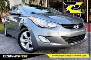 2013 Hyundai Elantra for Sale in Miami, FL