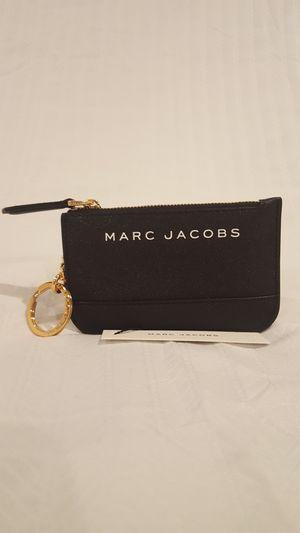 Marc Jacobs Branded Saffiano Top Zip Wallet for Sale in Vienna, VA
