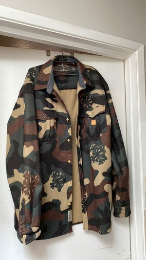 Akoo camo button up for Sale in Daly City, CA