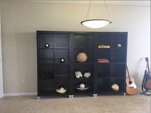 Living room Credenza & Bookshelves for Sale in Oakland Park, FL