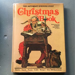 Saturday Evening Post Christmas Book for Sale in Spring Hill, FL