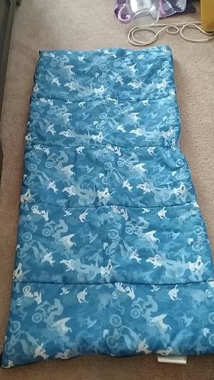 Youth boys sleeping bag /blanket for Sale in Round Rock, TX