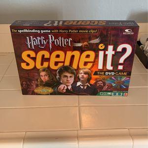 Harry Poster Scene It Game for Sale in Las Vegas, NV