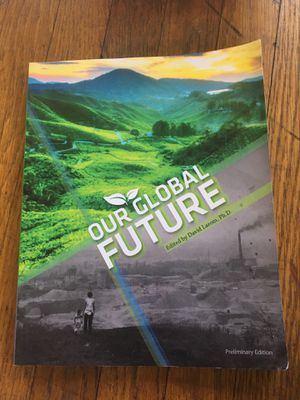 Our global future book for Sale in San Diego, CA
