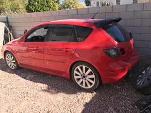 2008 Mazda speed3 sale for parts for Sale in Las Vegas, NV
