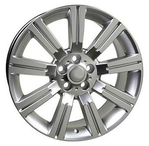"""Range rover 20"""" stormer style rims tires set for Sale in Hayward, CA"""