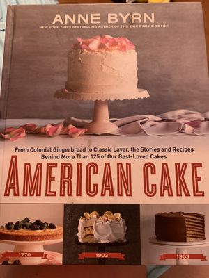 American cake cook book for Sale in Lutz, FL
