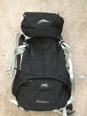 High Sierra travel back pack (45L) for Sale in Silver Spring, MD