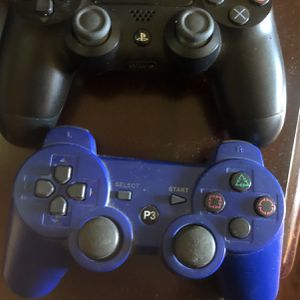Ps4 And Ps3 Controller for Sale in La Mirada, CA