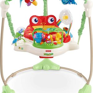 Fisher-Price Rainforest Jumperoo Unisex for Sale in Rancho Cucamonga, CA