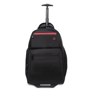 "Protege 22-inch Rolling Backpack with Telescopic Handle, Black, In-Line Wheels, 22""L x 14""w x 9""H for Sale in La Vergne, TN"