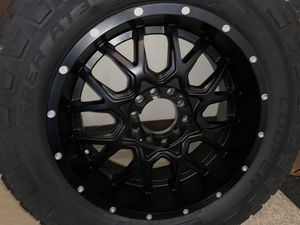 Cooper AT3 (sidewall damaged) with wheel for Sale in Hillsboro, OR