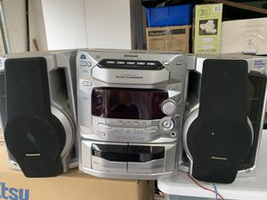 Panasonic Stereo System for Sale in Vancouver, WA
