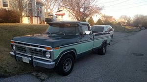 1977 Ford F100 - Automatic - A/C for Sale in Catonsville, MD