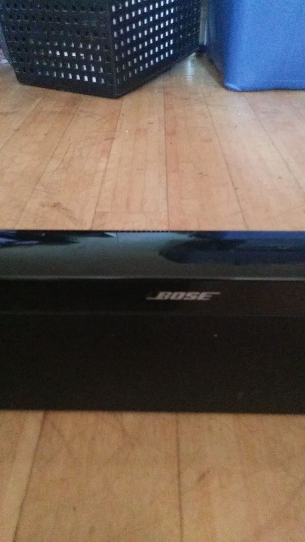 BOSE home entertainment sound system