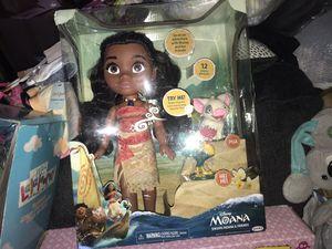 Moana doll for Sale in Lomita, CA
