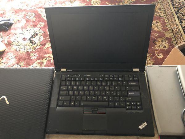 5 laptops 1 Sony,2 DELL,1 TOSHIBA,1 Lenovo,3 Amazon iPad's,1 Samsun iPad, 4 chargers