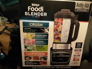 Ninja Foodi Hot & Cold Blender (brand new never used) for Sale in Kent, WA